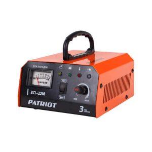 Зарядное устройство PATRIOT BCI-22M, 12/24 В