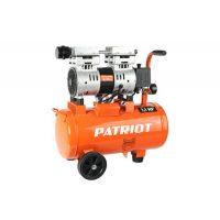 Компрессор PATRIOT WO 24-160, 1,1 кВт, 220 В, безмасляный