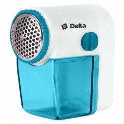 Машинка для устранения катышков DELTA DL-256 белая/бирюз