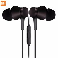 Наушники Xiaomi Mi Earphones Basic Black original