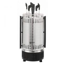Электрошашлычница Home Element HE-EB740 серый гранит, 1000Вт