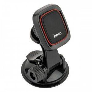 Автодержатель HOCO CA28 Black магнит