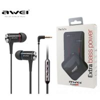 Наушники AWEI The S2vi HF + Box Black