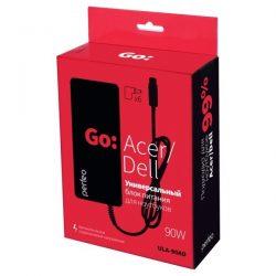 Блок питания ноутбуков ACER/DELL 90W PERFEO ULA-90AD (PF_A4643) универсальный