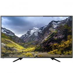 "Телевизор 22"" BQ 2201B LED, Full HD, DVB-T2/C Black"