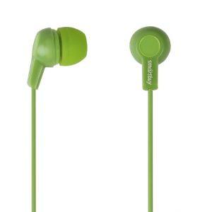 Наушники Smartbuy Jazz SBE-720 Green