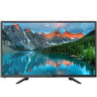 "Телевизор 24"" BQ 2402B Full HD, 1920x1080,50Гц,6 Вт,DVB-T/T2/С/S2,HDMI,USB,RCA,CI чёрный"