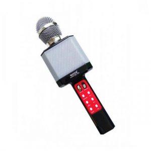 Микрофон-караоке беспроводной WSTER WS-1828 Black