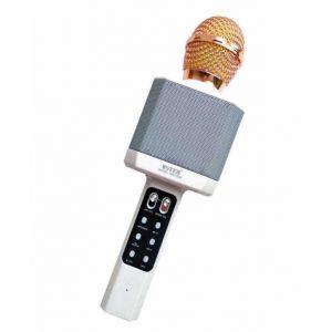 Микрофон-караоке беспроводной WSTER WS-1828 White
