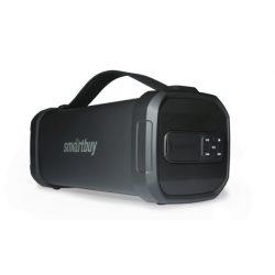 Портативная колонка Smartbuy Solid SBS-4430 12Вт, MP3, FM, Bluetooth Black