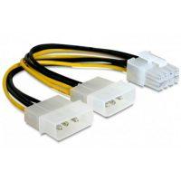 Кабель питания Cablexpert 2хMolex / PCI-E 8pin