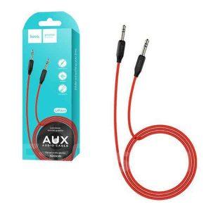 Кабель Aux Audio Hoco UPA-11 3.5-3.5 1m