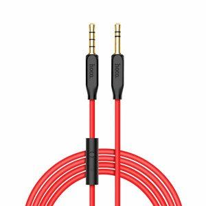 Кабель Aux Audio Hoco UPA-12 3.5-3.5 1m