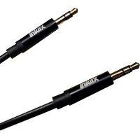 Кабель Inkax AL-01 AUX кабель 1 м Black
