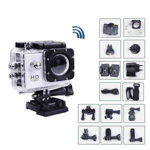 Экшн камера Sports Full HD 1080p + аквабокс