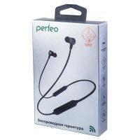 Наушники внутриканальные с микрофоном беспроводные Perfeo BALANCE  (PF_A4303)