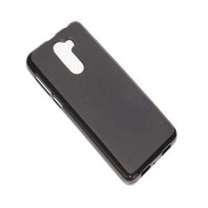Силиконовый чехол смартфона Doogee X60, X60L, X70 Black