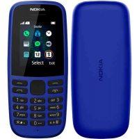 Мобильный телефон Nokia 105 SS TA-1203, Blue гар 1 год