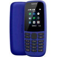 Мобильный телефон Nokia 105 DS, TA-1174, Blue, гар.1 год.