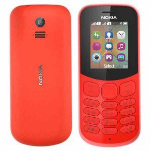 Мобильный телефон Nokia 130 DS TA-1017 Red