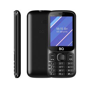 Телефон BQ BQ-2440 Step L+ Black, Grey, Blue, White, Red, orange