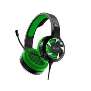 Игровая гарнитура Smartbuy SBHG-8200 RUSH MACE Green-black