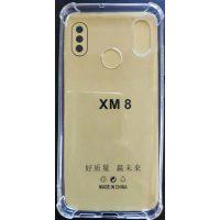 Силикон Xiaomi Mi 8 0,3 mm прозрачный