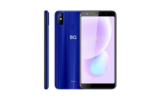 Смартфон BQ-6022 Aura 2/16Gb Blue