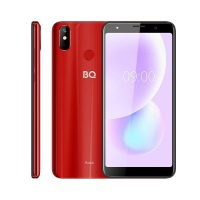 Смартфон BQ-6022 Aura 2/16Gb Red