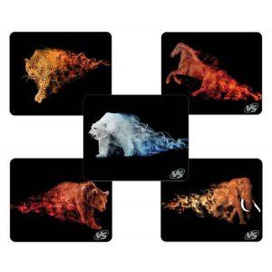 Коврик для компьютерной мыши VS Flames, (240*320*3 мм)