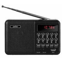 Радиоприемник  Perfeo Palm FM MicroSD USB