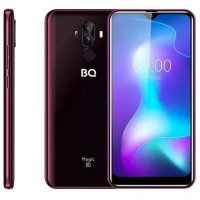 Смартфон BQ 6042L MAGIC E Red