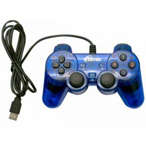 Геймпад Ritmix GP-006 Blue
