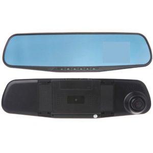 Автомобильный видеорегистратор зеркало Dream M018 720P