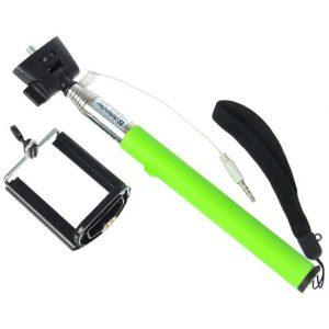 Монопод Defender Selfie Master SM-02 98 см Green