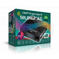 Smart TV Box Selenga A3 2/16Gb 4K Android