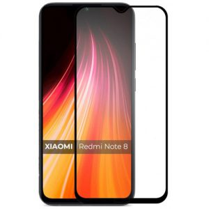 Защитное стекло Xiaomi Redmi Note 8 Black