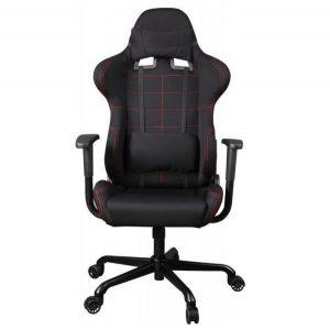 Кресло игровое Бюрократ 771/BLACK+BL (375545)