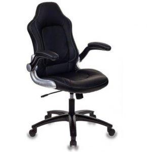 Кресло игровое Бюрократ VIKING-1/BLACK (1064011)