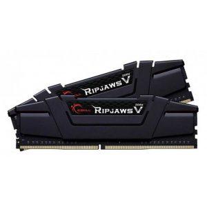 Оперативная память DDR4 16Гб G.SKILL Ripjaws V Black
