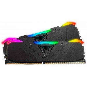 Оперативная память DDR4 16Гб Patriot Viper 4 RGB Black