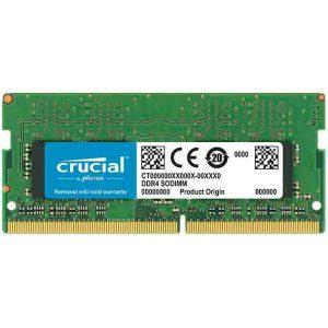 Оперативная память SO-DIMM DDR4 8Гб Crucial