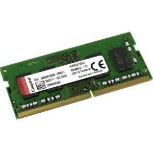 Оперативная память SO-DIMM DDR4 4Гб Kingston