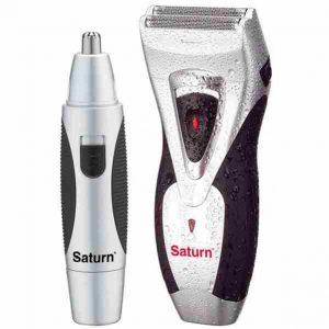 Электробритва + триммер Saturn ST-HC7392