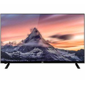 """Телевизор 32"""" BQ 32S04B, 1366x768, SmartTV, Wi-Fi Black"""