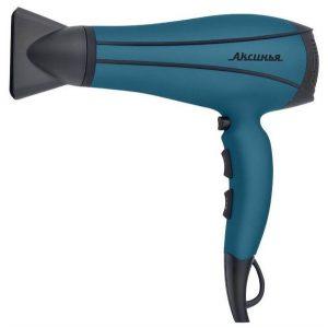 Фен Аксинья КС-701, бирюзовый, фиолетовый