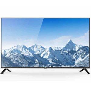 """Телевизор 43"""" BQ 43S02B, Full HD , Smart TV Black"""