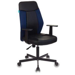 Кресло Бюрократ CH-606/BL+TW-10N (1110368)