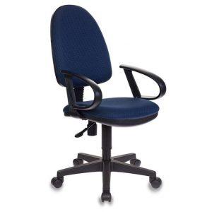 Кресло Бюрократ CH-300/BLUE (491231)
