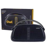 Портативная колонка  Perfeo OWL Bluetooth, 12W 4000mAh Black